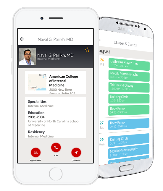 Healthcare Apps & Mobile Solutions | Kony