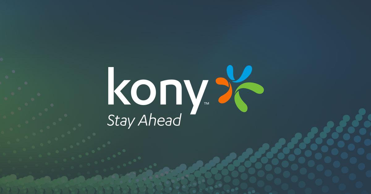Kony  Accelerate digital success